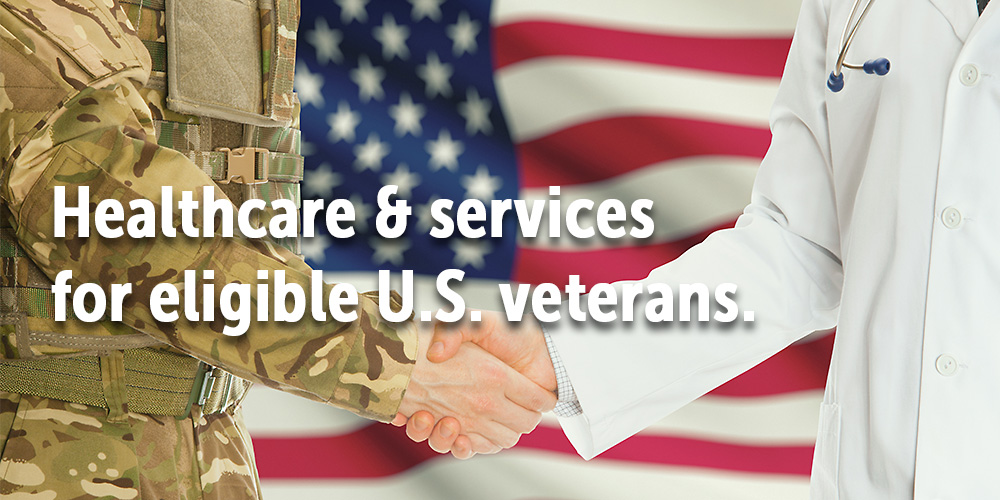 Ensure every eligible U.S. Veteran recieves long-term healthcare.